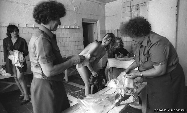 Досмотр женской тюрьме фото 733-941
